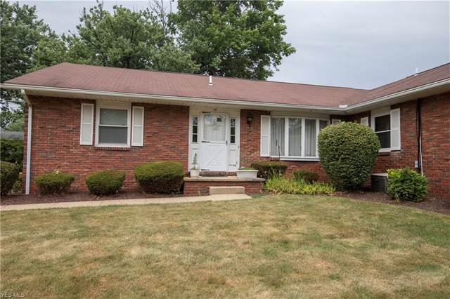 542 Hawley, Salem, OH 44460 (MLS #4207615) :: The Art of Real Estate