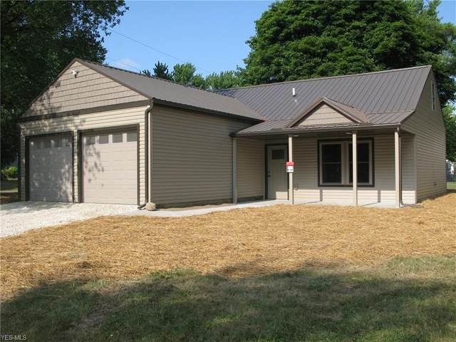 806 Newton Street, Tallmadge, OH 44278 (MLS #4207666) :: RE/MAX Above Expectations