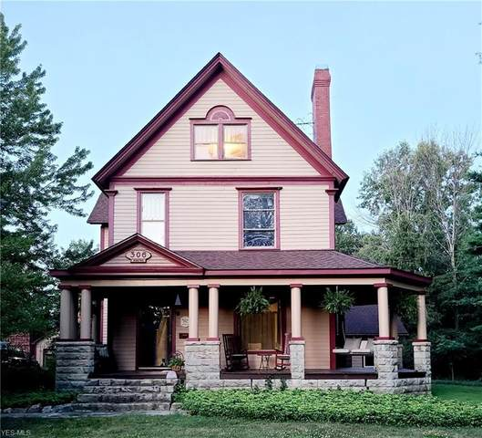306 North Street, Chardon, OH 44024 (MLS #4207878) :: The Art of Real Estate
