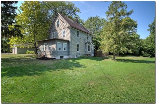 6140 N Dewey Road, Amherst, OH 44001 (MLS #4207906) :: Keller Williams Chervenic Realty