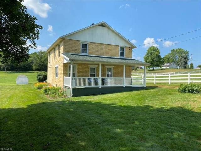 11604 8th St Extension SW, Wilmot, OH 44689 (MLS #4207934) :: The Art of Real Estate