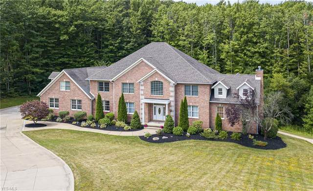 645 Overlook Drive, Cuyahoga Falls, OH 44223 (MLS #4208000) :: The Holden Agency