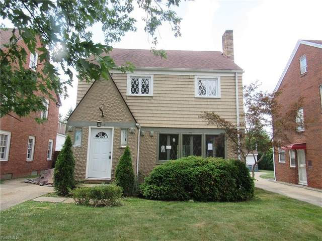 3714 Riedham Road, Shaker Heights, OH 44120 (MLS #4208116) :: Keller Williams Chervenic Realty