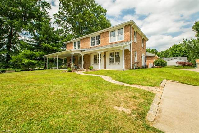 237 Carrie Avenue NW, New Philadelphia, OH 44663 (MLS #4208167) :: The Art of Real Estate