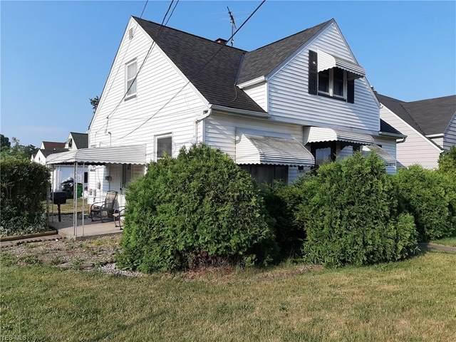 13426 Granger Road, Garfield Heights, OH 44125 (MLS #4208216) :: The Crockett Team, Howard Hanna