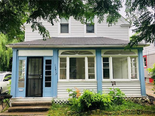 13417 Crennell Avenue, Cleveland, OH 44105 (MLS #4208254) :: Keller Williams Legacy Group Realty