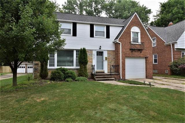 4931 Edsal Drive, Lyndhurst, OH 44124 (MLS #4208286) :: The Art of Real Estate