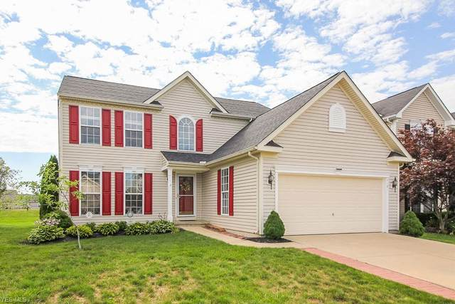 6181 W Breezeway Drive, North Ridgeville, OH 44039 (MLS #4208287) :: The Art of Real Estate