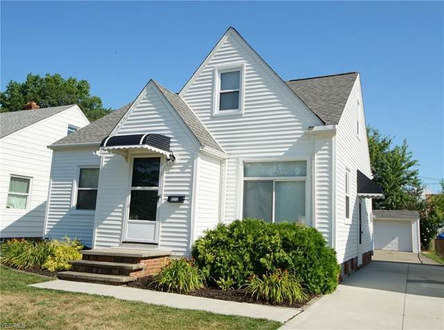 5212 Wood Avenue, Parma, OH 44134 (MLS #4208291) :: Select Properties Realty