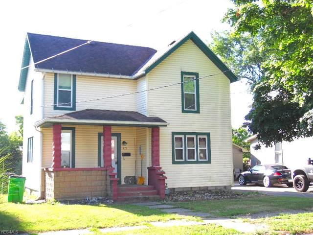 421 N 15th Street, Coshocton, OH 43812 (MLS #4208389) :: Select Properties Realty