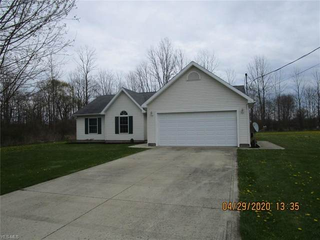 848 Rome Rock Creek Road, Rome, OH 44085 (MLS #4208398) :: The Holly Ritchie Team