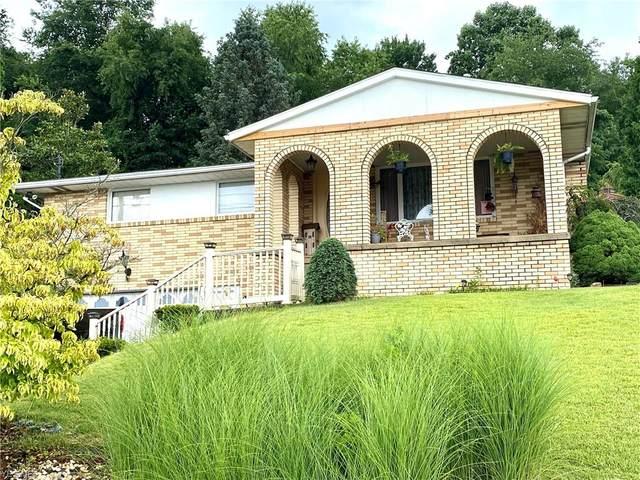106 Scenic Drive, Follansbee, WV 26037 (MLS #4208451) :: The Art of Real Estate