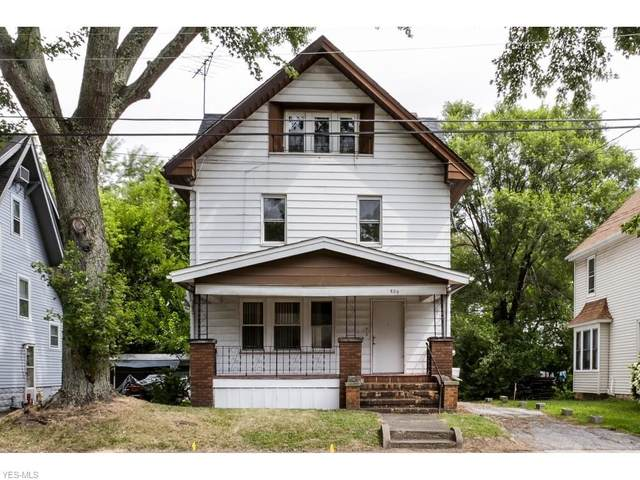 429 Lovisa Street, Akron, OH 44311 (MLS #4208593) :: The Holden Agency