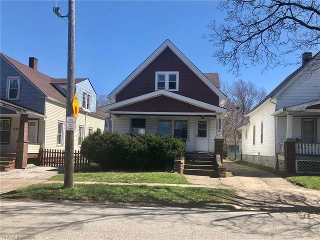 2117 W 81st Street, Cleveland, OH 44102 (MLS #4208597) :: Keller Williams Chervenic Realty