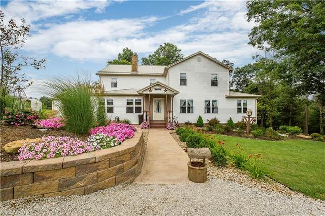 6140 Pronto Road SE, Amsterdam, OH 43903 (MLS #4208601) :: The Art of Real Estate