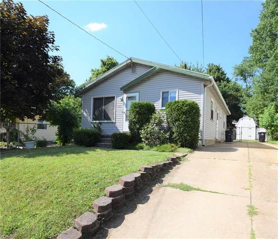1023 Jean Avenue, Akron, OH 44310 (MLS #4208626) :: Keller Williams Chervenic Realty