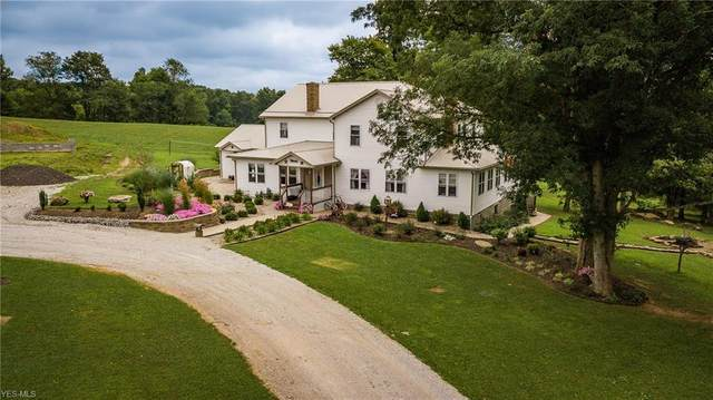 6140 Pronto Road SE, Amsterdam, OH 43903 (MLS #4208723) :: The Art of Real Estate