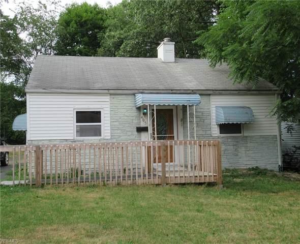 405 E Paige Avenue, Barberton, OH 44203 (MLS #4208826) :: The Crockett Team, Howard Hanna