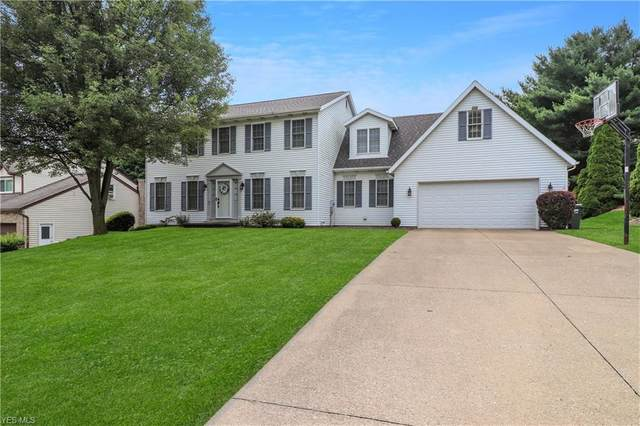 5833 Ballyshannon Circle NW, Canton, OH 44718 (MLS #4208869) :: Tammy Grogan and Associates at Cutler Real Estate