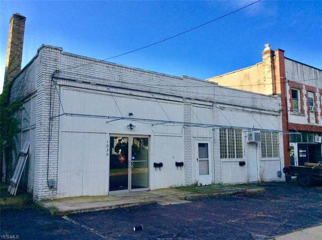 1030 Jefferson Avenue, Akron, OH 44302 (MLS #4209012) :: The Art of Real Estate