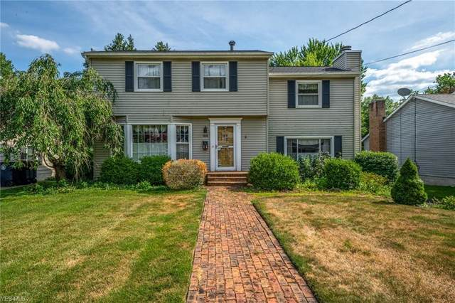 1818 Stabler Road, Akron, OH 44313 (MLS #4209039) :: The Art of Real Estate