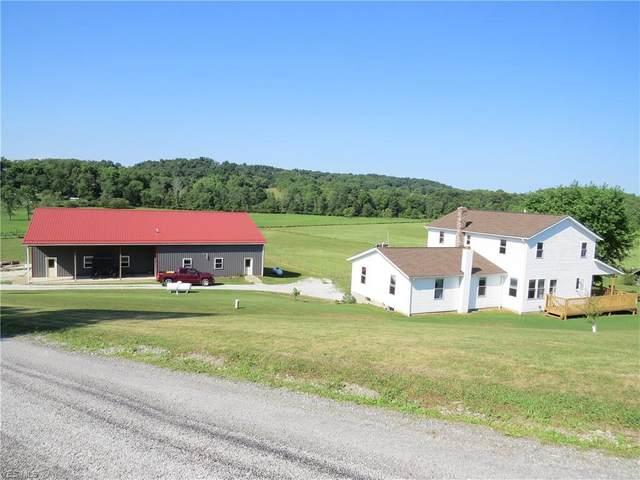 3103 Moreen Road NE, Mechanicstown, OH 44651 (MLS #4209076) :: The Crockett Team, Howard Hanna