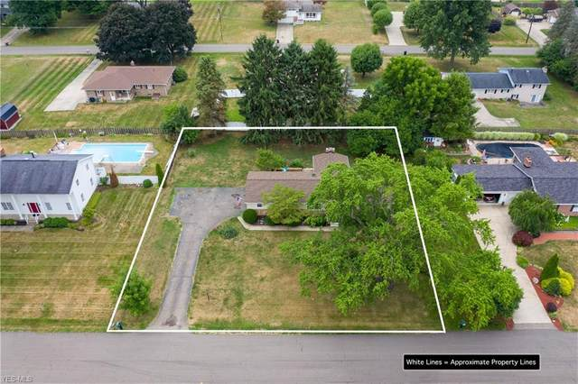 3876 N Vista Street NW, Uniontown, OH 44685 (MLS #4209079) :: RE/MAX Above Expectations