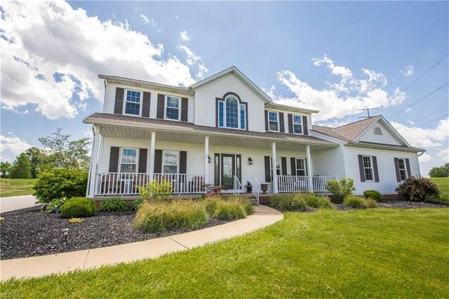 4443 State Route 14, Ravenna, OH 44266 (MLS #4209235) :: The Holly Ritchie Team