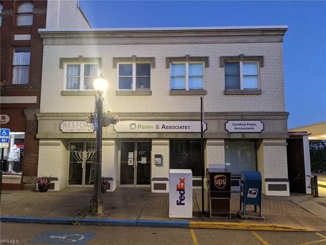 150 W Main Street, St. Clairsville, OH 43950 (MLS #4209281) :: The Crockett Team, Howard Hanna