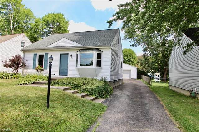 327 Stratford Avenue, Wadsworth, OH 44281 (MLS #4209291) :: Select Properties Realty