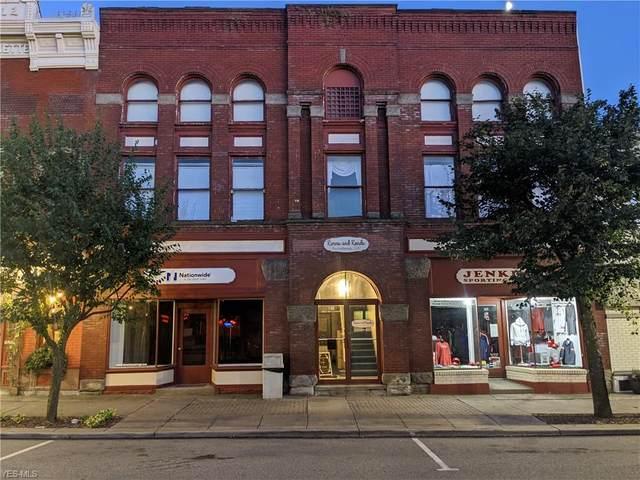 144,146,148 W Main Street, St. Clairsville, OH 43950 (MLS #4209337) :: The Crockett Team, Howard Hanna