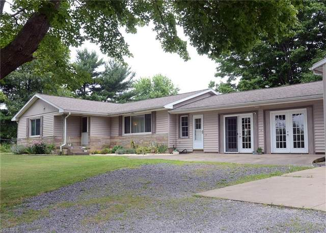 58404 Wintergreen Road, Senecaville, OH 43780 (MLS #4209393) :: Select Properties Realty
