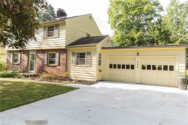 403 Elm, Wooster, OH 44691 (MLS #4209427) :: The Art of Real Estate