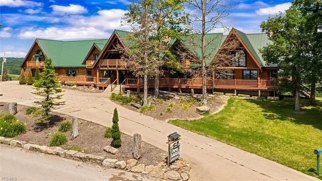 61680 Buskirk Lane, Salesville, OH 43778 (MLS #4209530) :: The Art of Real Estate