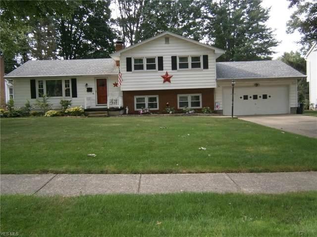 747 Oakridge Drive, Boardman, OH 44512 (MLS #4209702) :: The Crockett Team, Howard Hanna