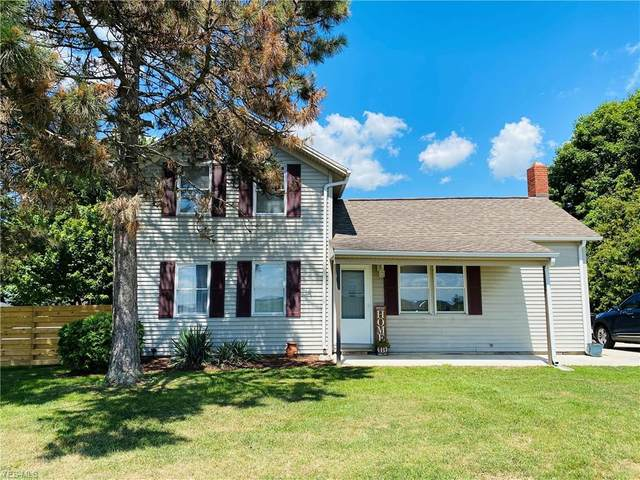 13215 Patten Tract Road, Monroeville, OH 44847 (MLS #4209759) :: The Art of Real Estate