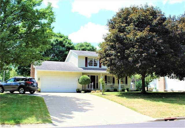 5960 Linder Circle NE, North Canton, OH 44721 (MLS #4209869) :: The Jess Nader Team | RE/MAX Pathway