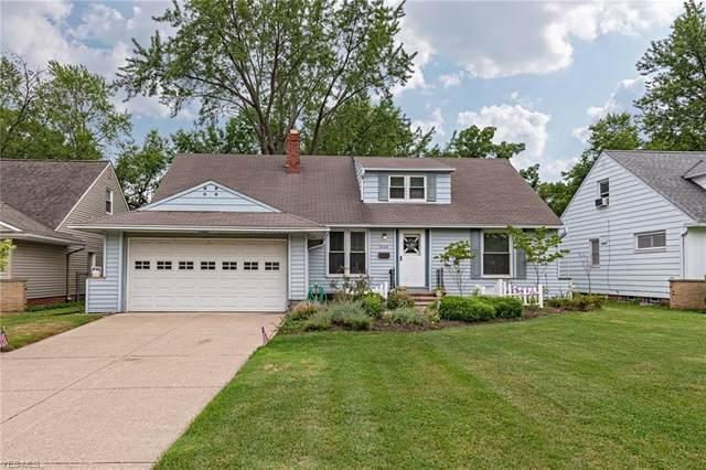 5246 E Farnhurst Road, Lyndhurst, OH 44124 (MLS #4209937) :: The Art of Real Estate