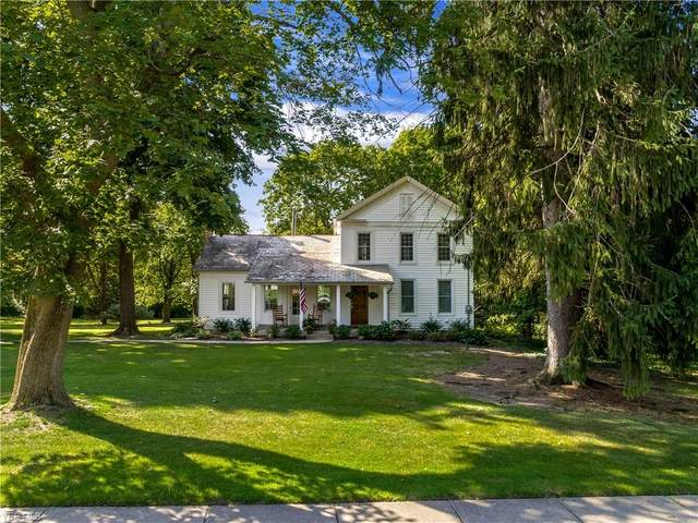 237 Akron Road, Wadsworth, OH 44281 (MLS #4210003) :: The Art of Real Estate