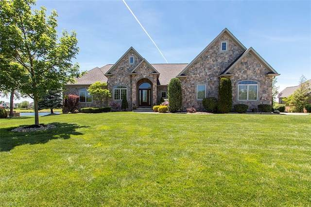 4160 Fox Meadow Drive, Medina, OH 44256 (MLS #4210009) :: The Art of Real Estate