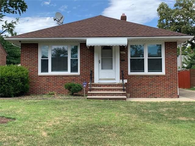 6820 Ackley Road, Parma, OH 44129 (MLS #4210052) :: Select Properties Realty