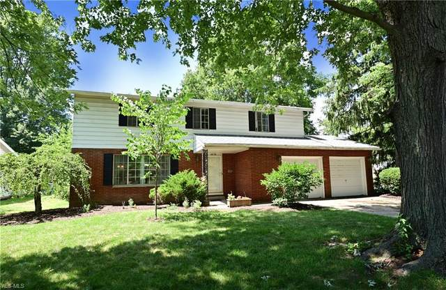6034 Somerset Drive, North Olmsted, OH 44070 (MLS #4210251) :: The Art of Real Estate