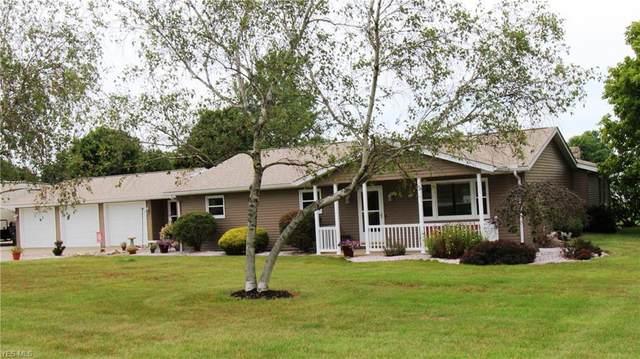 8050 Back Orrville Road, Orrville, OH 44667 (MLS #4210382) :: The Art of Real Estate