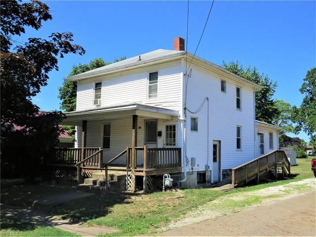 527 Garfield Avenue NW, Carrollton, OH 44615 (MLS #4210446) :: The Crockett Team, Howard Hanna