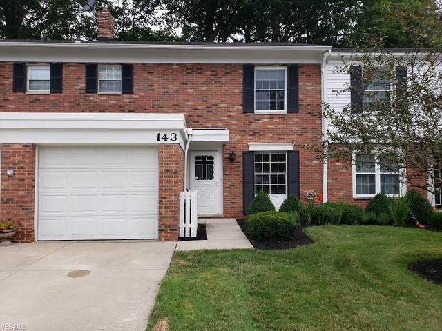 143 Chatham Way 143C, Mayfield Heights, OH 44124 (MLS #4210507) :: Tammy Grogan and Associates at Cutler Real Estate