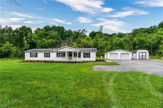 10700 W Middletown Road, Salem, OH 44460 (MLS #4210567) :: The Art of Real Estate