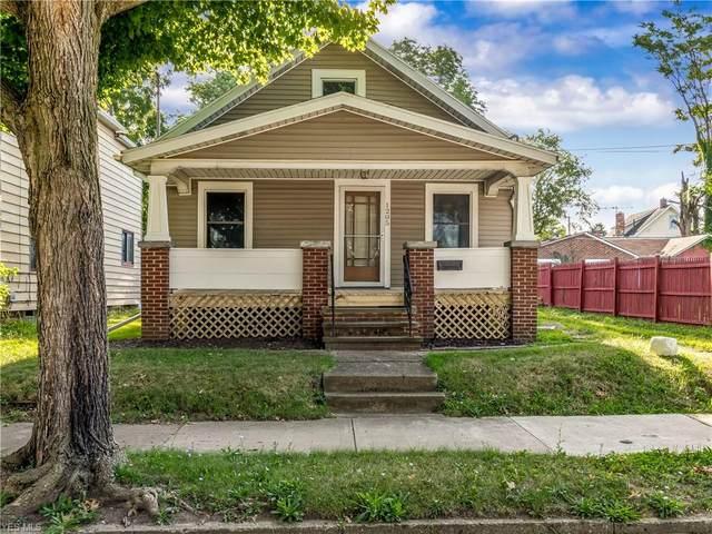 1205 Wilbur Avenue, Akron, OH 44301 (MLS #4210793) :: The Art of Real Estate