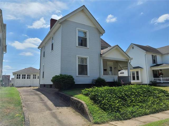 1133 Orchard Street, Coshocton, OH 43812 (MLS #4210840) :: Select Properties Realty