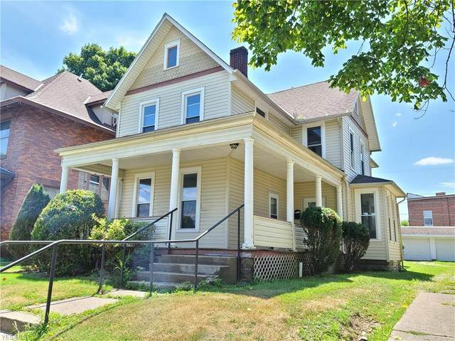 155 Park Ave., Coshocton, OH 43812 (MLS #4210854) :: Select Properties Realty