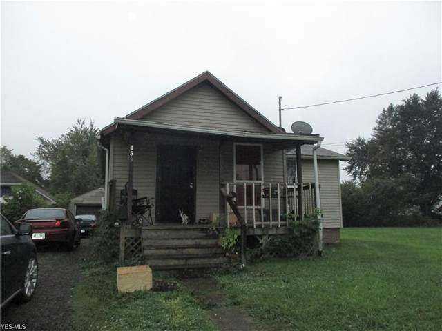 159 Comstock Street NW, Warren, OH 44483 (MLS #4210868) :: The Holden Agency